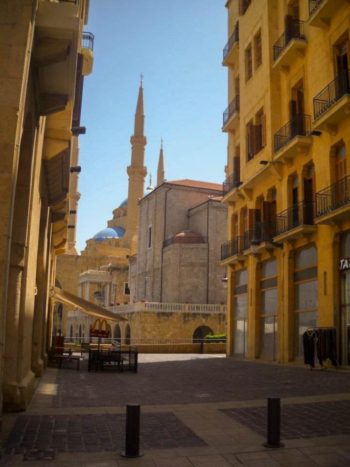 BeirutMosque